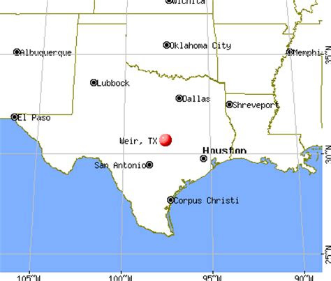 weir texas tx  profile population maps real
