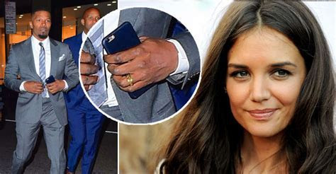 When Did This Happen? Is Jamie Foxx Really Engaged To