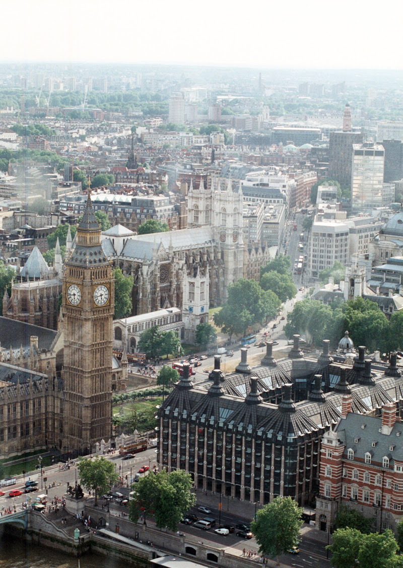 Londres (de cima) // London from above