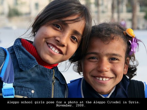 Aleppo Schoolgirls
