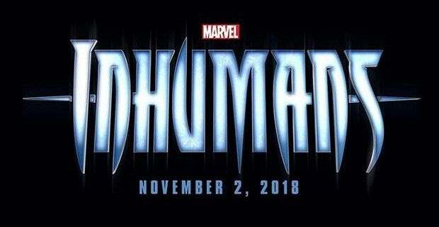 Today at the Marvel Studios press event, Inhumans was announced. Absolutely no plot or cast details are known yet.