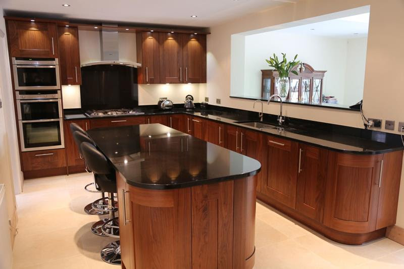 81 Absolutely Amazing Wood Kitchen Designs - Page 7 of 16