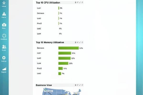 OpManager Free Edition utk monitoring jaringan Anda.