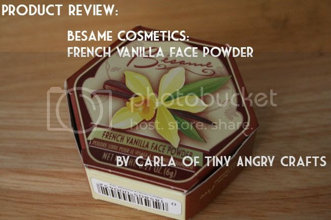 Besame Cosmetics Review via Tiny Angry Crafts