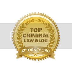 Top Criminal Law Blog