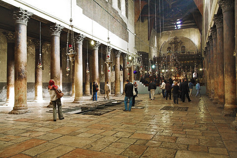 Church-of-the-Nativity-in-Bethlehem