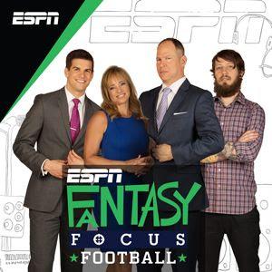 Fantasy Focus Football Show Podcenter Espn Radio
