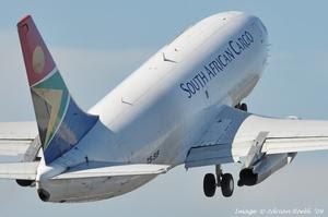 SAA Cargo 737-200F