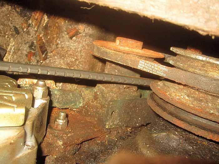 HofG Engine Belts