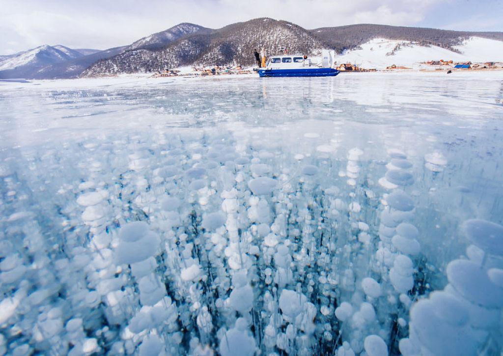 A beleza do lago mais profundo e antigo da Terra: o Baikal 10