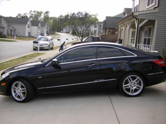 2012 Mercedes-Benz E350 Base Coupe 2-Door 3.5L