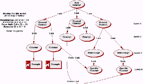 Cell Concept Map Answer Key