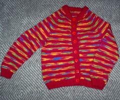 Pikkutytön takki Nallesta ja Nalle colorista (80 cm)