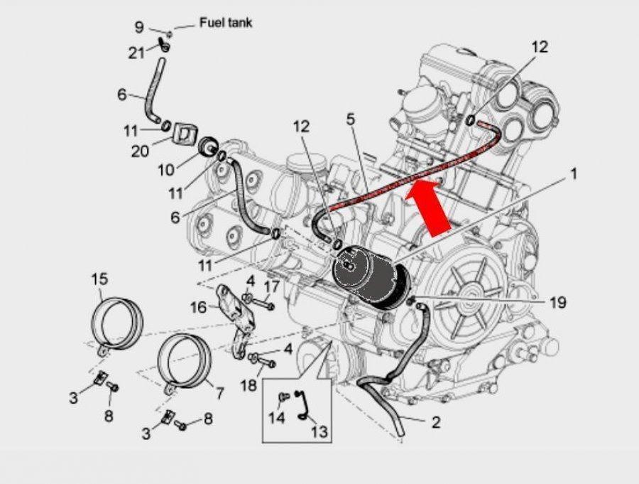Aprilium Caponord Wiring Diagram