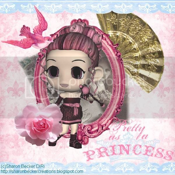Princess,Chibi,Kids Tags