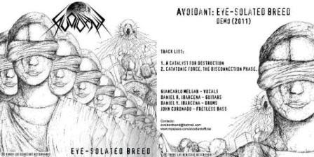 Avoidant - Eye-solated Breed (Demo 2011)