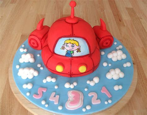 Little Einsteins Cakes ? Decoration Ideas   Little