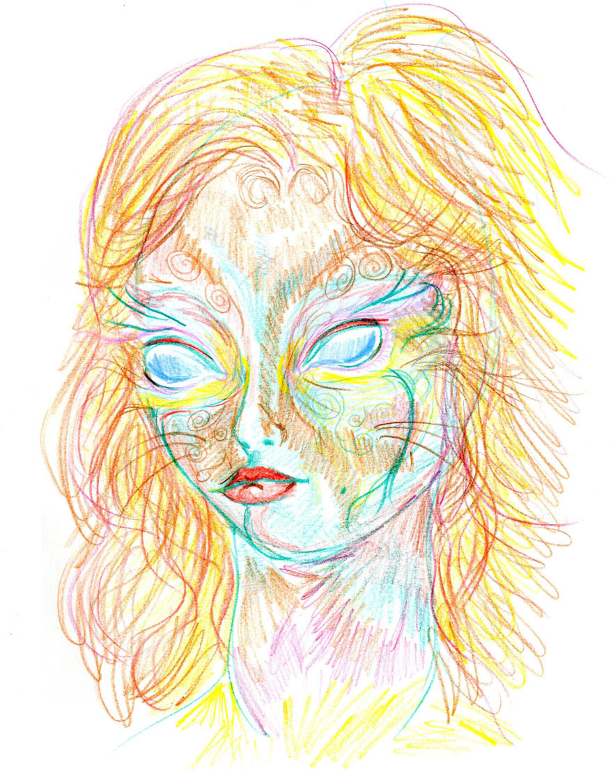 lsd-portrait-drawings-girl-9
