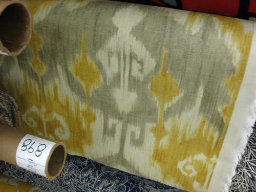 gray-yellow-fabric