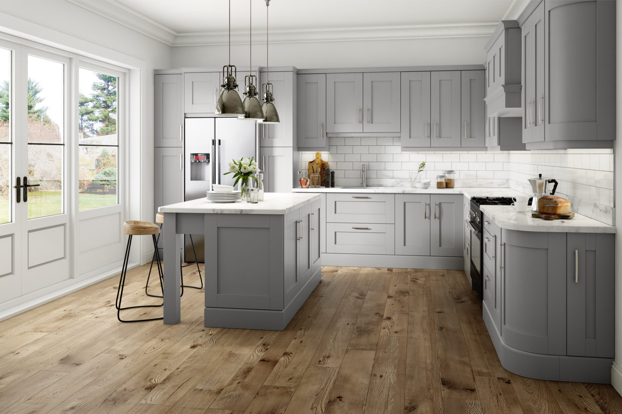 Made to Measure Kitchens  Kitchen Door Replacement  Bespoke Kitchens  Think Kitchens