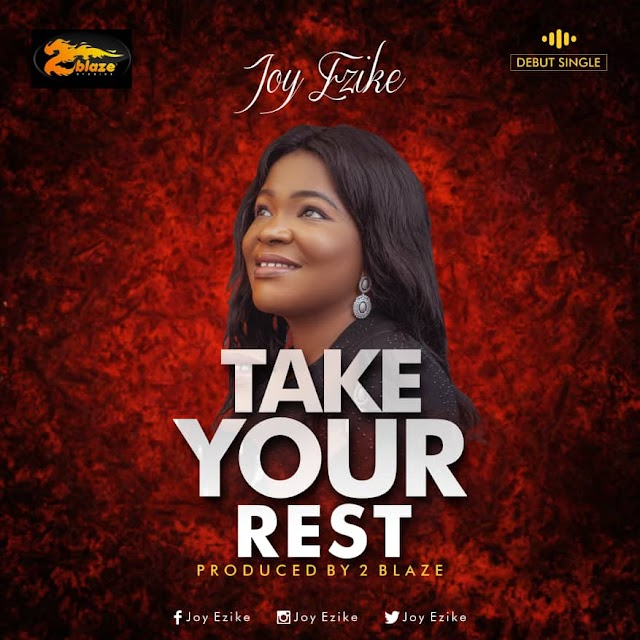 "Music Minister Joy Ezike Debuts Her New Song ""Take Your Rest"""