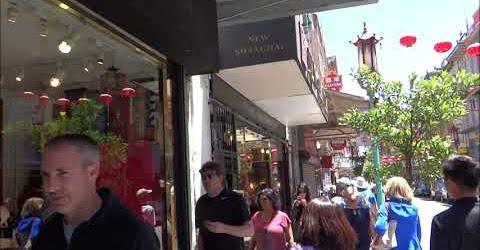 Du lịch thành phố San Francisco ở California Hoa Kỳ