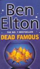 Book cover: Dead Famous