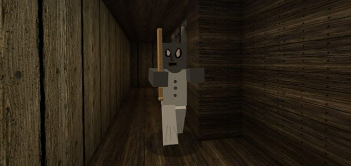 Minecraft Pe Granny Horror Map - Kelas Baca b