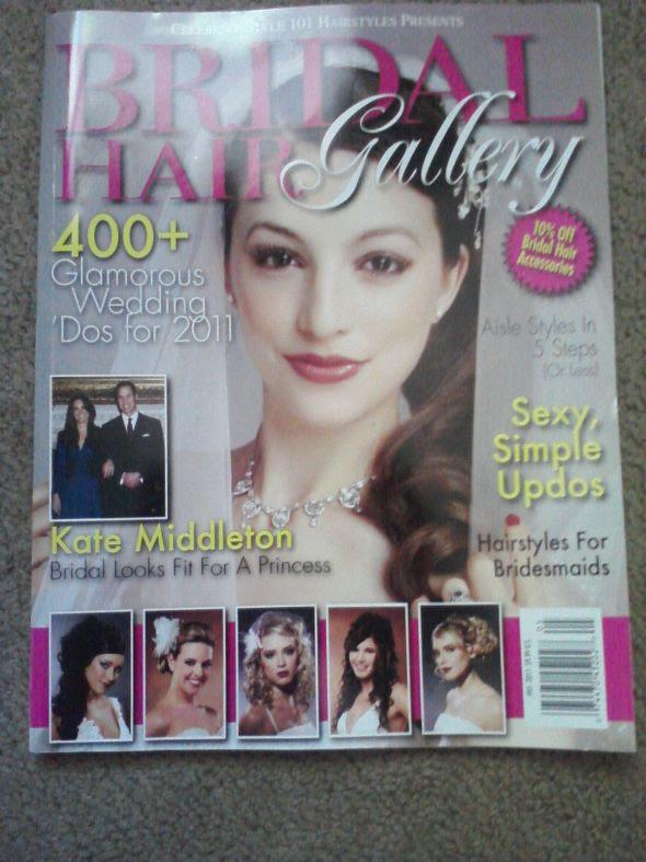 Wedding Hairstyles Magazine Best Wedding Hairs
