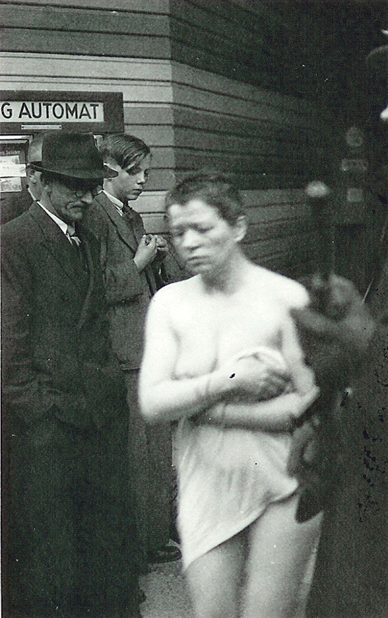 O calvário das viúvas da ocupação 15