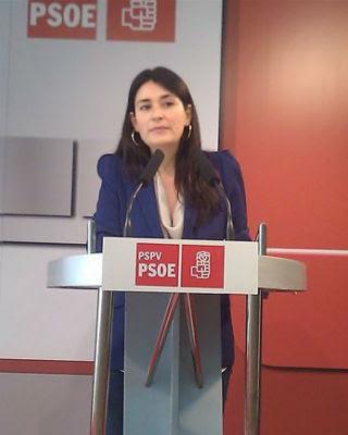La portavoz de Igualdad en el PSOE, Carmen Montón. EP