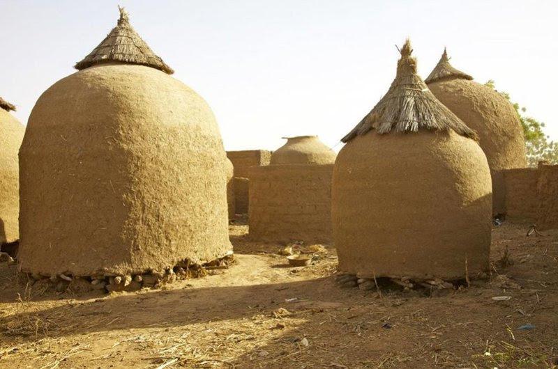 Застывшая эпоха: в каких условиях до сих пор живут люди в Африке архитектура, африка, интересно, как живут люди, племена Африки, фото