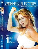 EL ARTE DEL STRIPDANCE CON CARMEN ELECTRA 7 DVDs STRIPTEASE ESPAÑOL