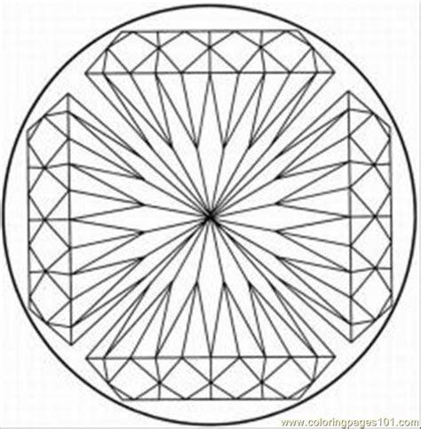 kaleidoscope  coloring page  kaleidoscope coloring