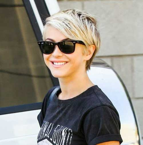 20 Celebrity  with Short  Hair  Short  Hairstyles  Haircuts