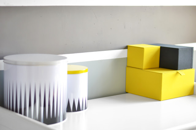 Ferm living spire tin boxes interior decoration design architecture minimal minimalism geometric fashion blogger turn it inside out belgium blog post