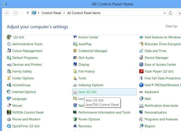 How to Disable Java Auto Updates in Windows 8 - DZone Java