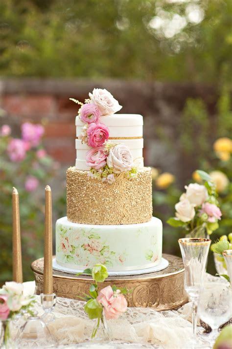 pasteles de boda  flores el blog de una novia