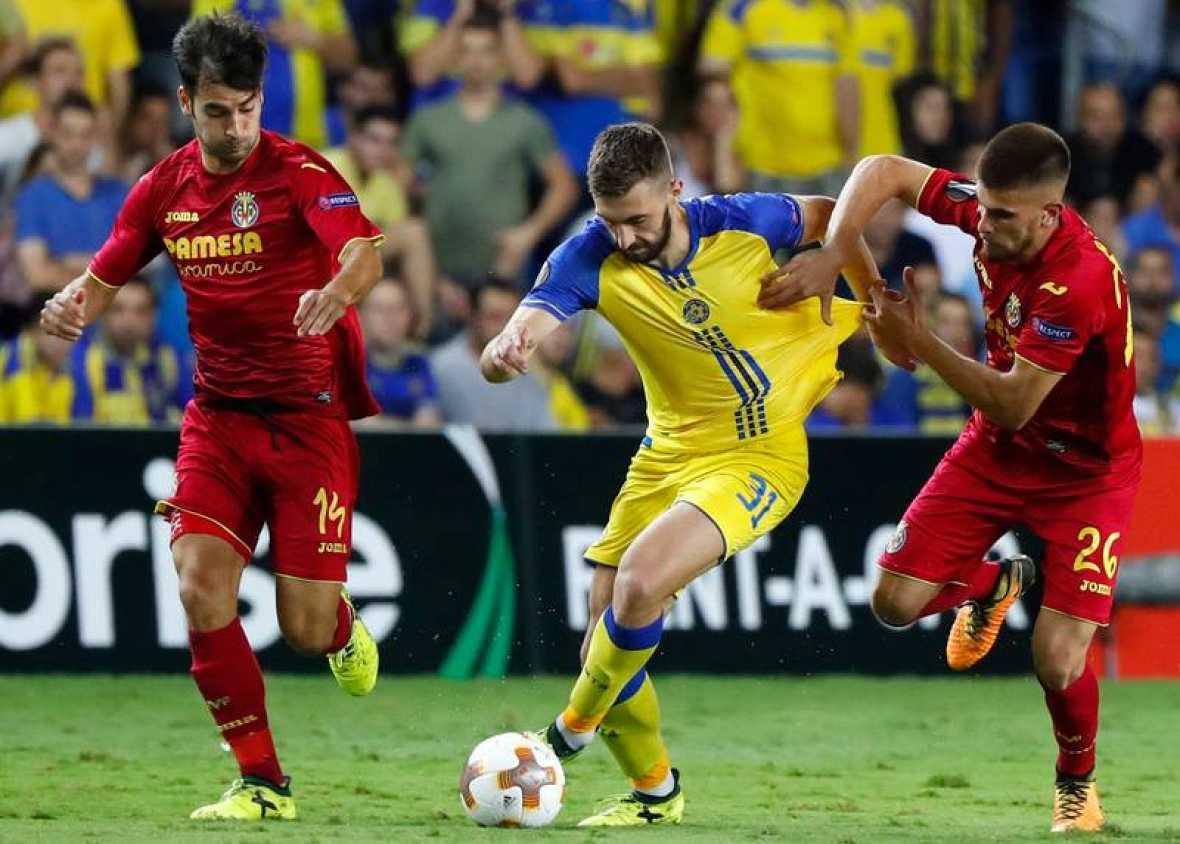 Sólo el Villarreal saca algo positivo. La Real Sociedad cae en Rusia y el Athletic en casa con lesión grave de Muniain.