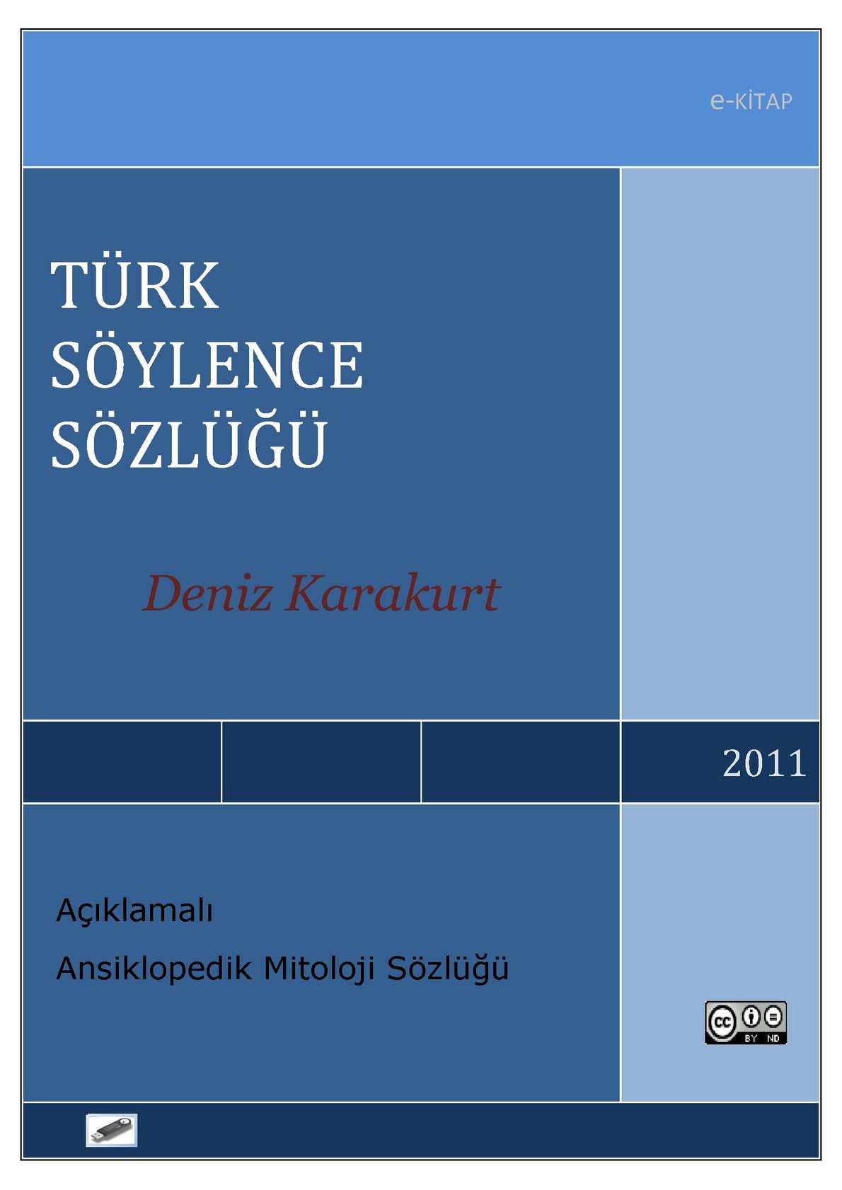 Calaméo Turk Soylence Sozlugu