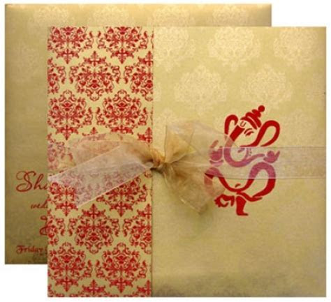 All Types of Indian Wedding Cards for all Religions
