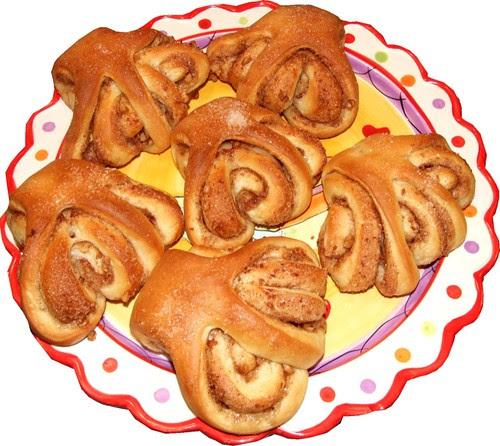Kaneelbroodjes/Cinnamon Rolls
