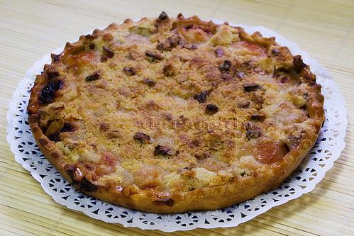 Tarta rosa-rosae