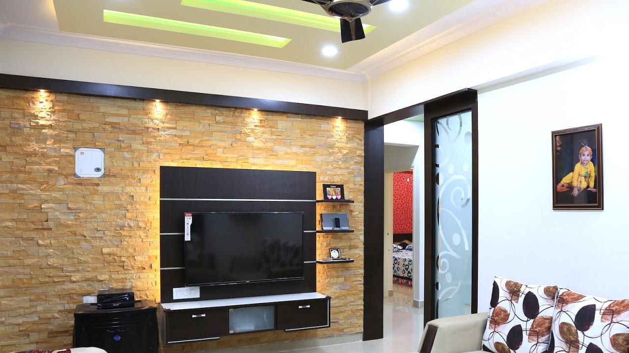2 Bhk Home Interior Design Home Design