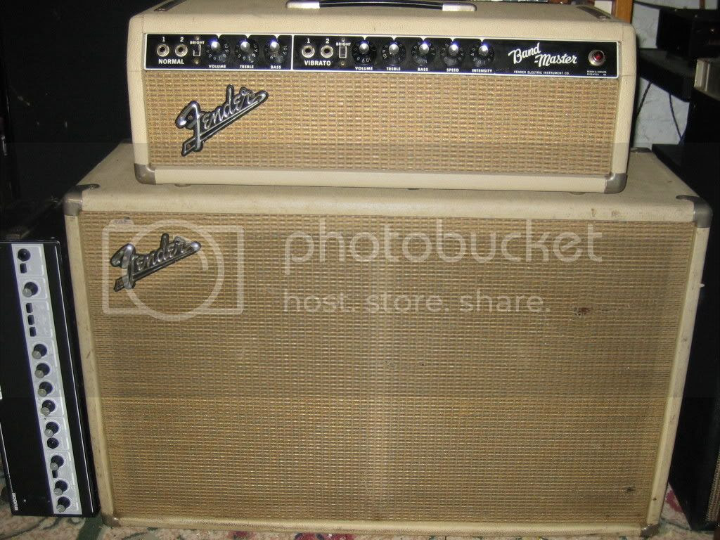 Fender Bandmaster 1963