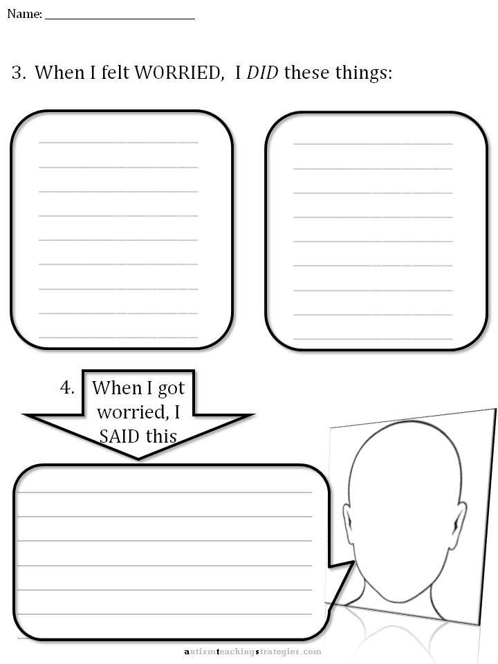 12 Best Images of Simple Depression Worksheets - Hamilton ...