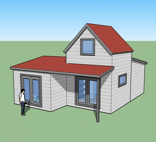 house design: Tiny S