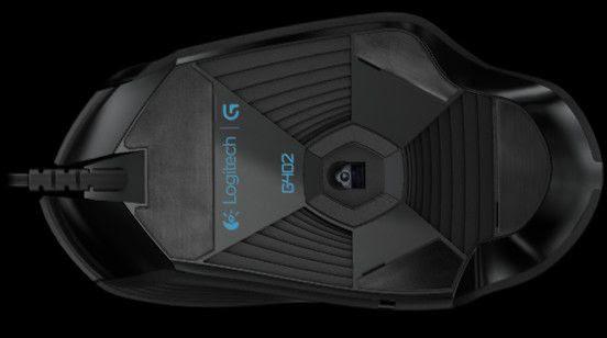 Logitech G402, el ratón para juegos más rápido del mundo
