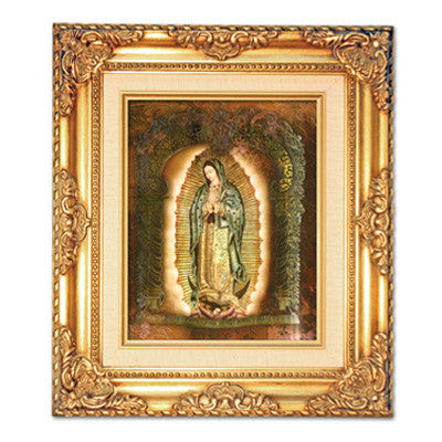 Framed Art Our Lady Of Guadalupe Discount Catholic Store