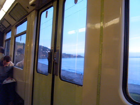 View from the DART 2